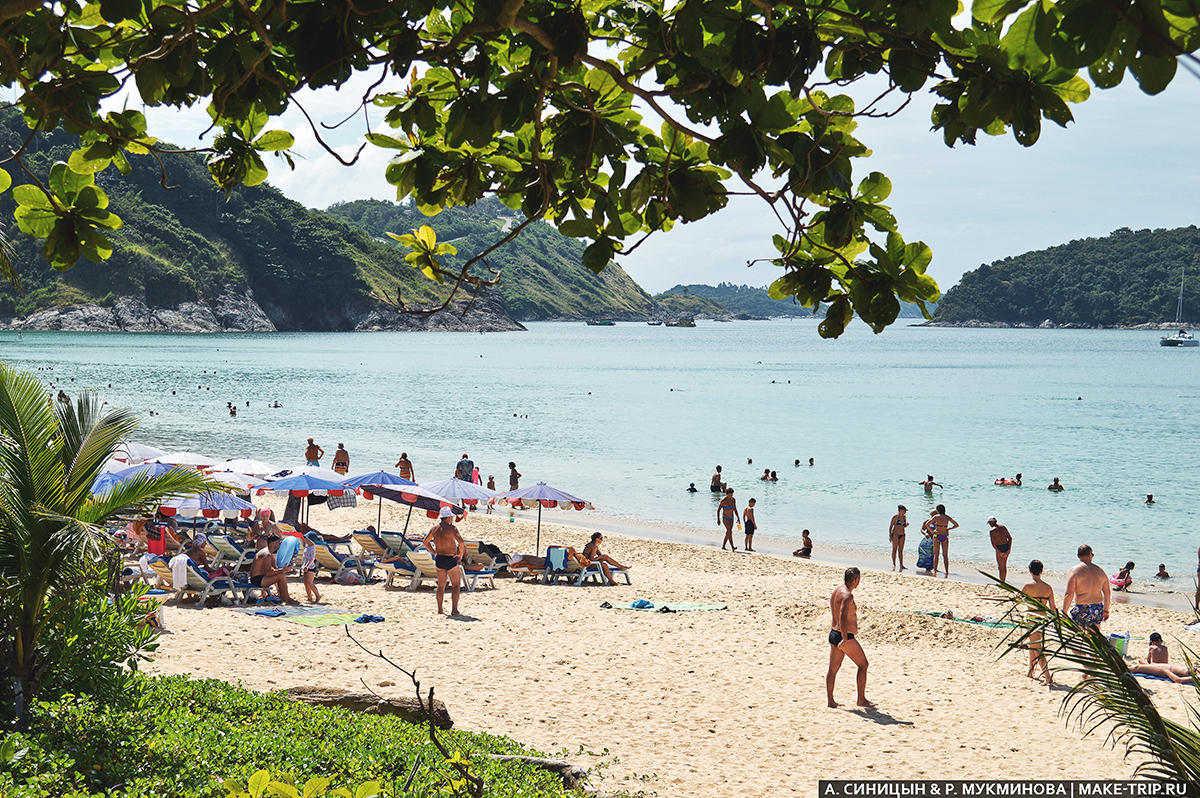 отзывы, лучшие пляжи пхукета