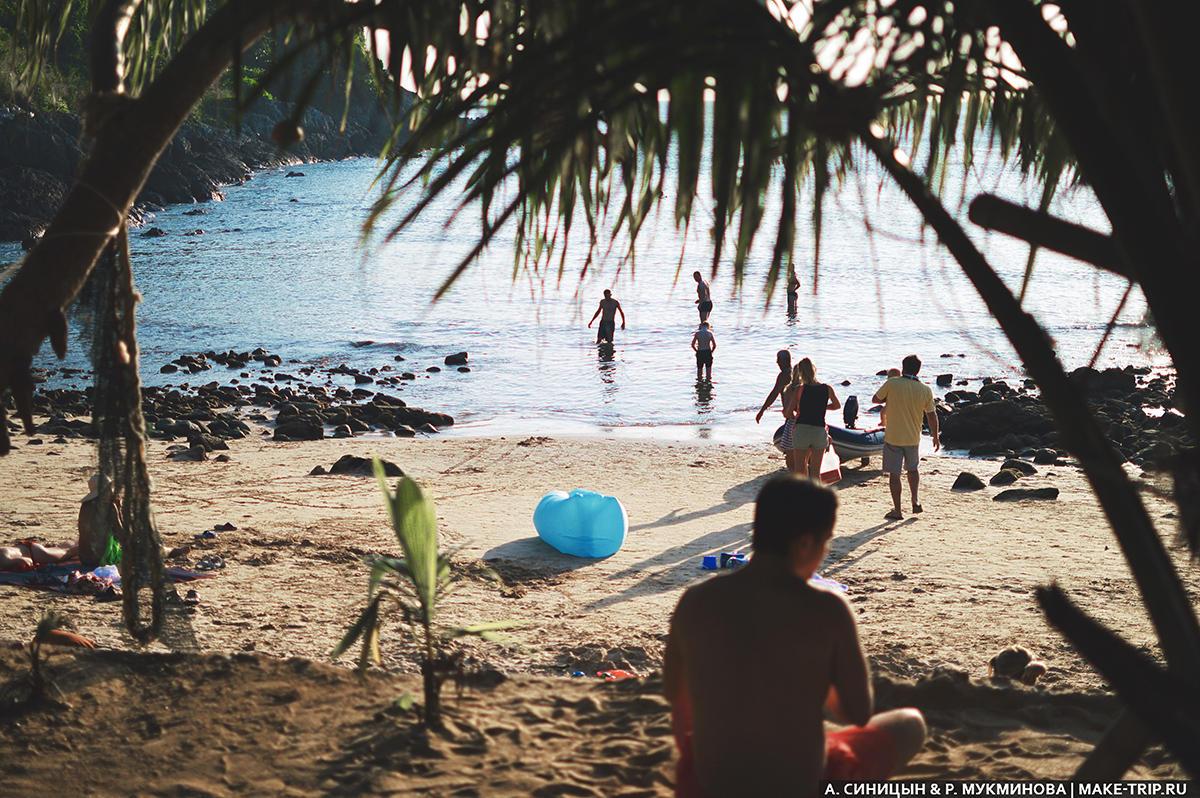 пляжи пхукета фото отзывы