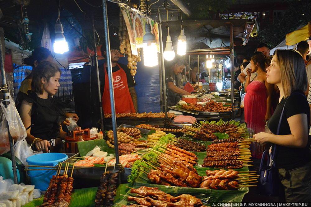 дешевый ночной рынок патонг пхукет