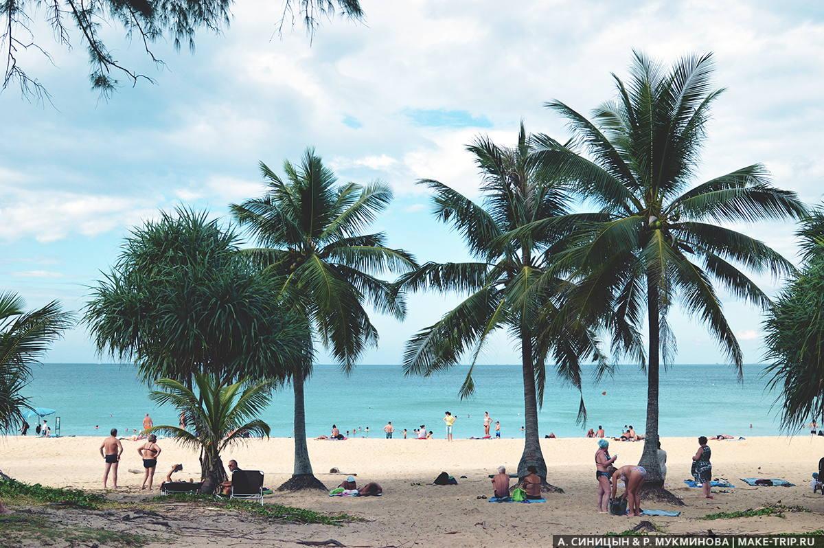 Отдых за границей на море летом 2018. Таиланд, Пхукет.