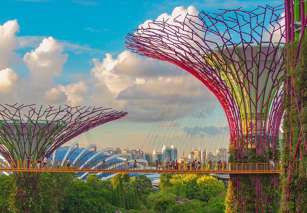 Сколько стоит отдых в Сингапуре