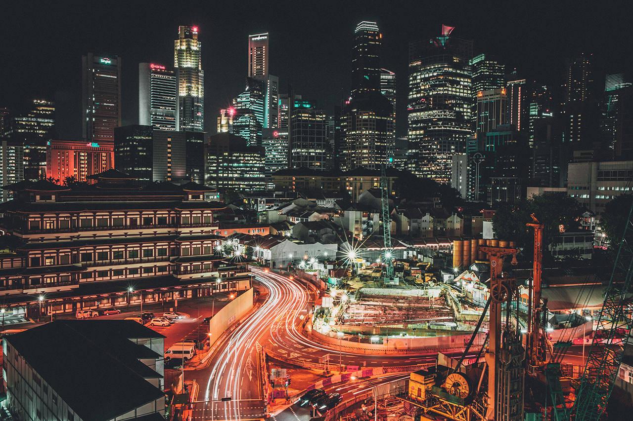 Сколько стоят отели в Сингапуре