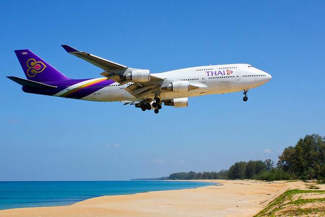 авиабилеты цены в тайланд
