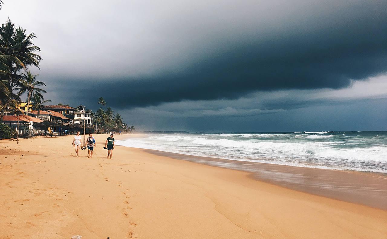 Когда отдыхать на Шри-Ланке