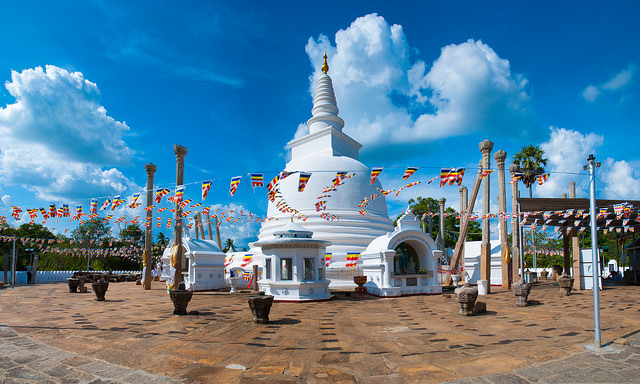 Курорты Шри-Ланки для отдыха на море