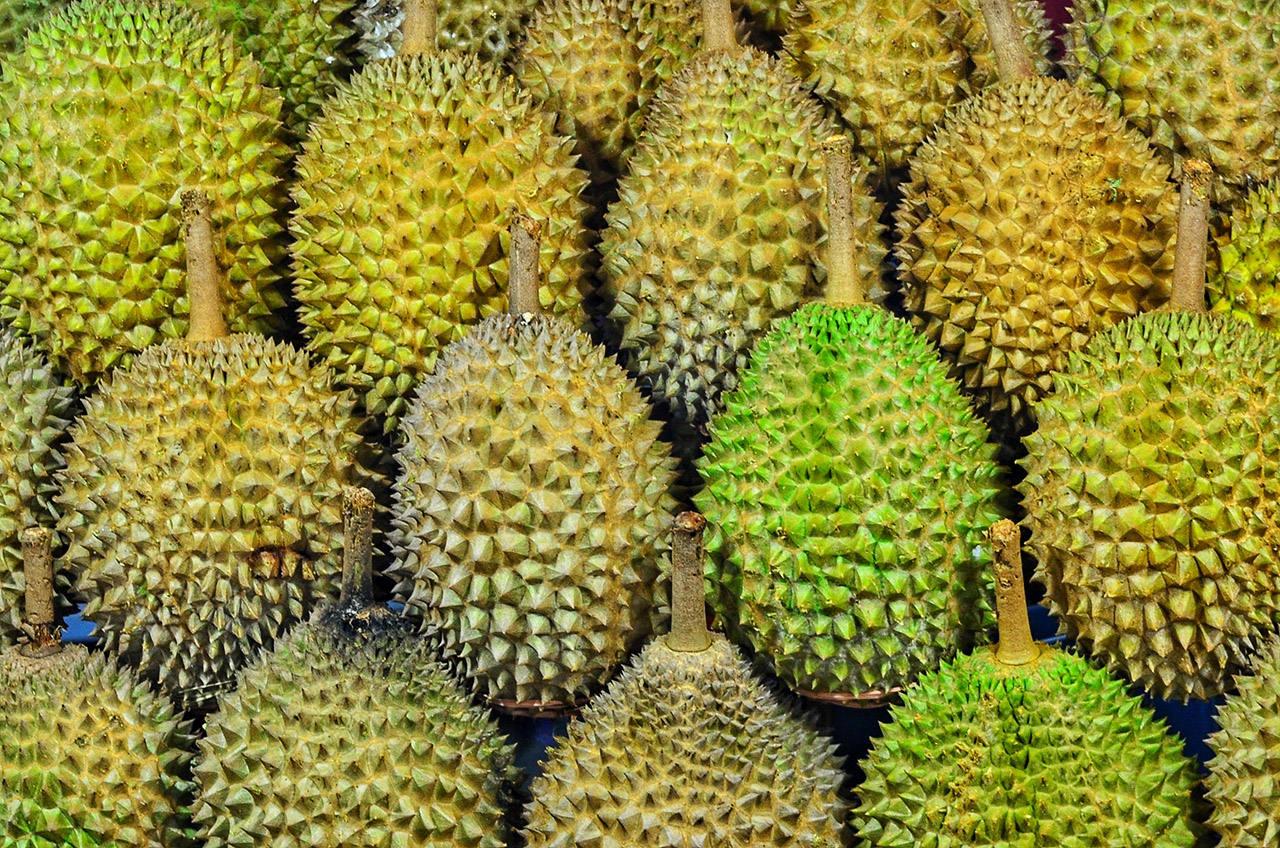 Какие фрукты привезти из Таиланда туристу