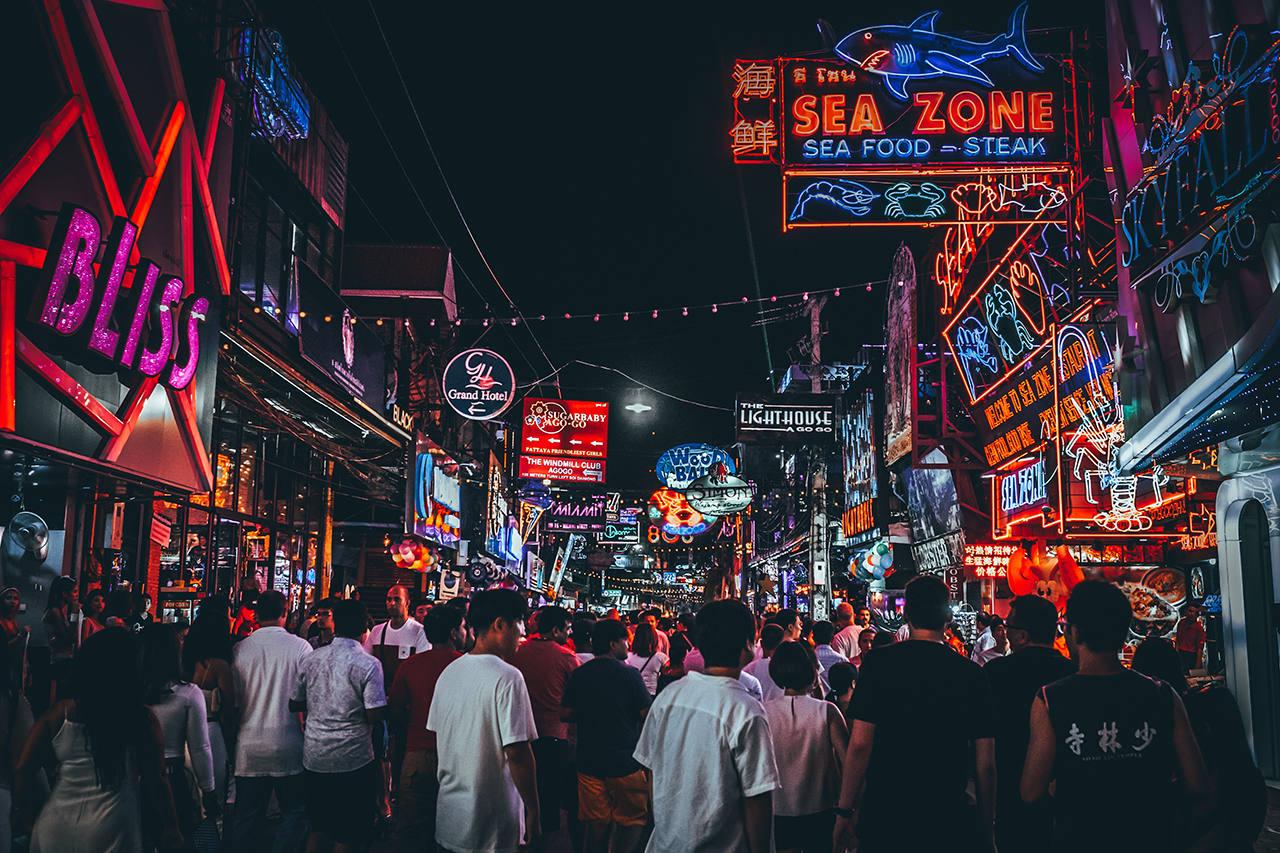 Отзывы об отдыхе в Паттайе в Таиланде