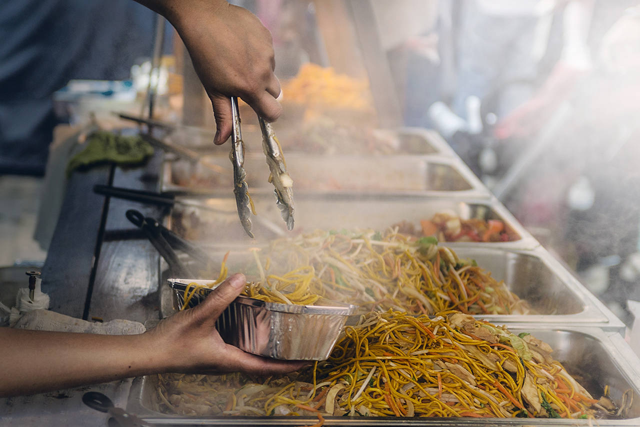 Где поесть в Паттайе