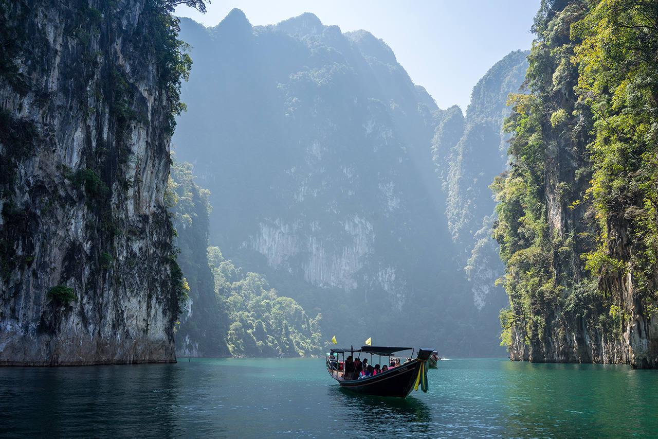Причины поехать отдыхать в Таиланде