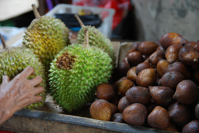 еда на бали, фрукты