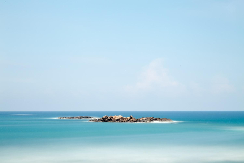 Пляжи в Унаватуне на Шри-Ланке