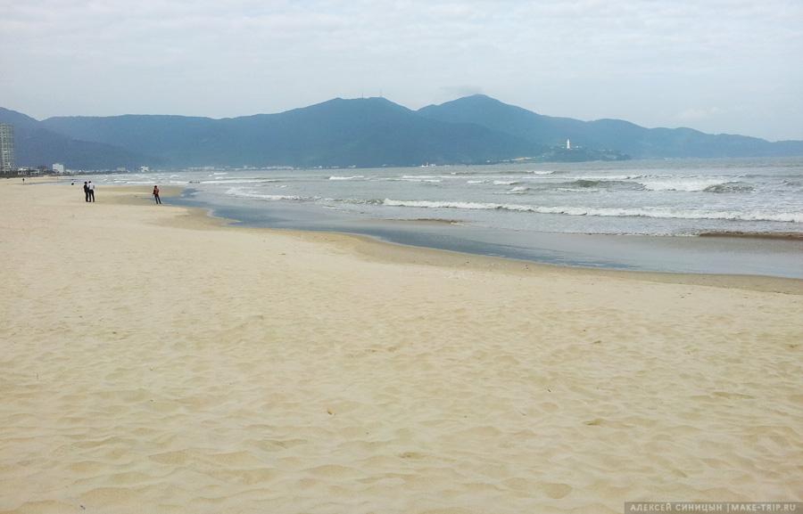 сезон пляжного отдыха во вьетнаме