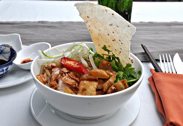 сколько стоит еда во вьетнаме