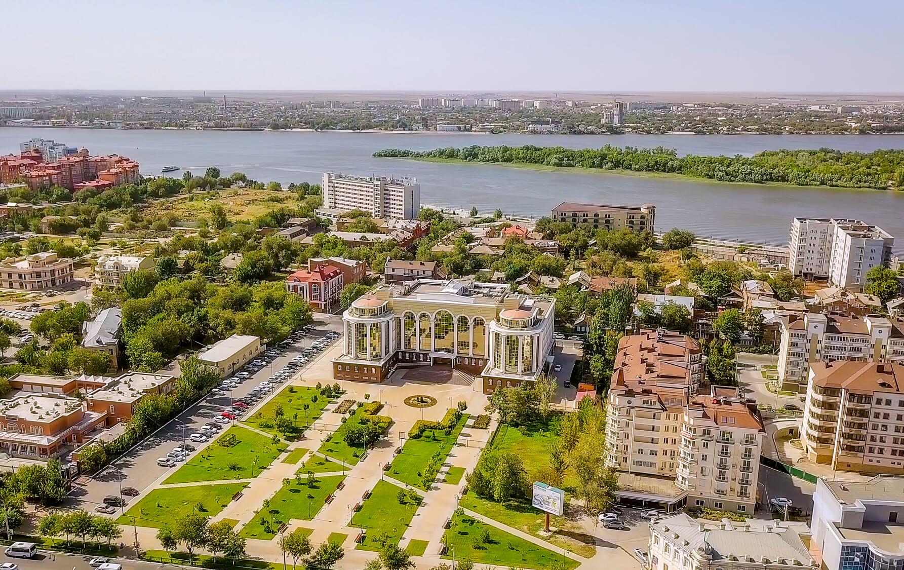 Отдых в Астрахани на Каспийском море