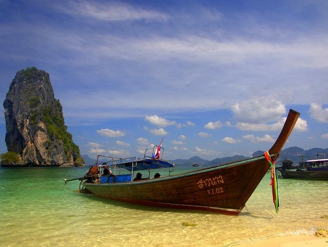 Таиланд. Фото. Пляж. Острова Таиланда