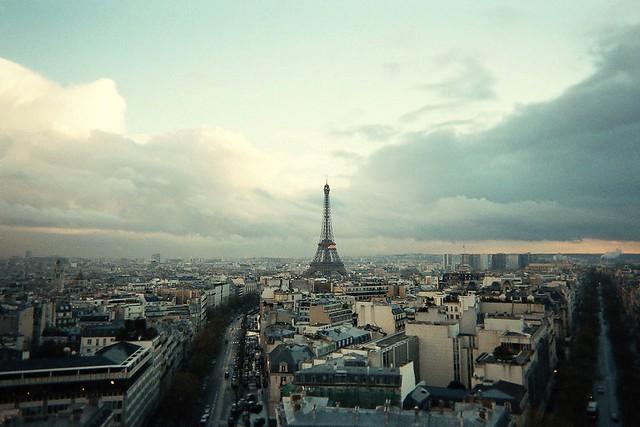 париж фото
