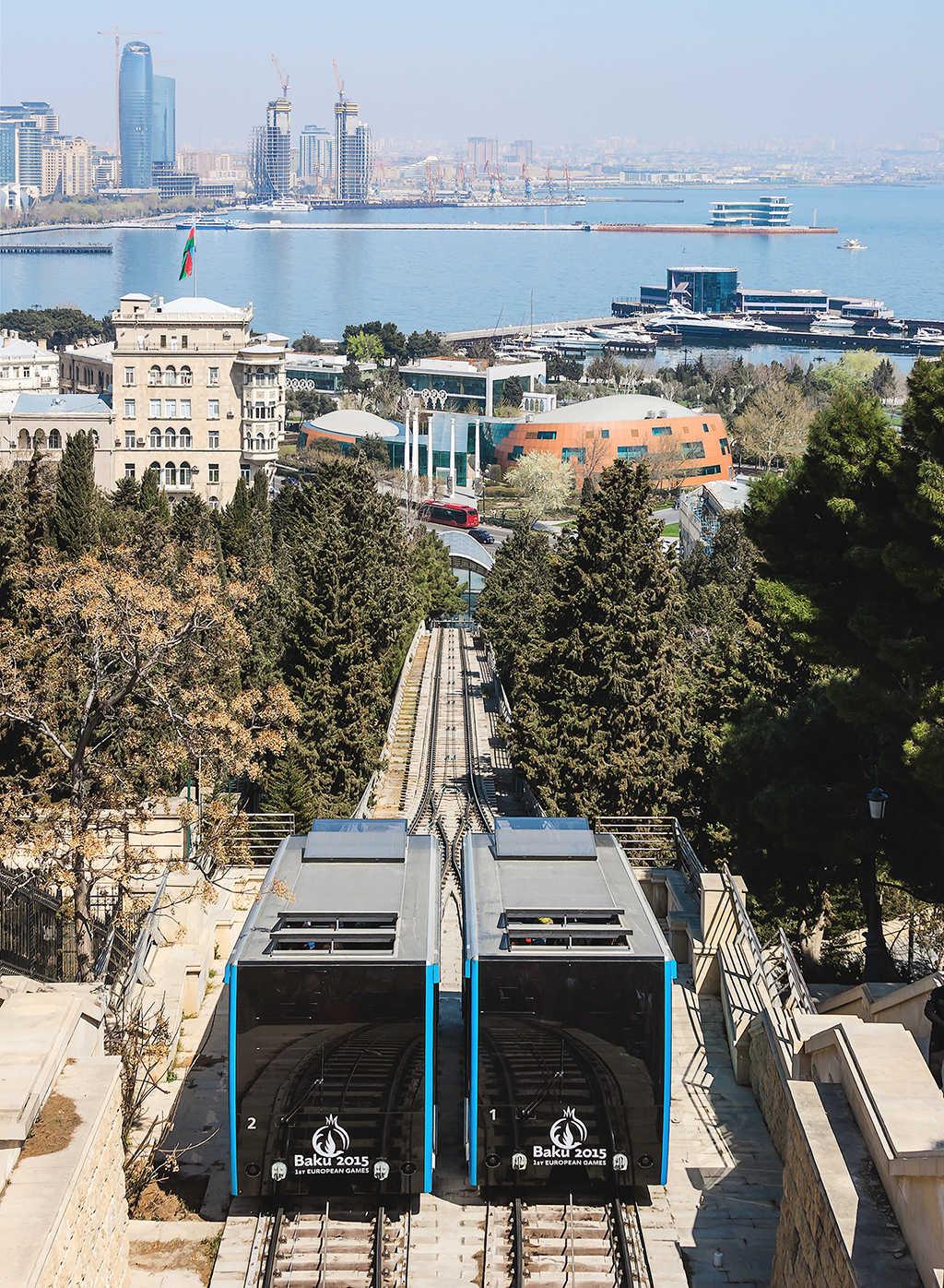 Отзывы туристов об отдыхе в Баку в Азербайджане