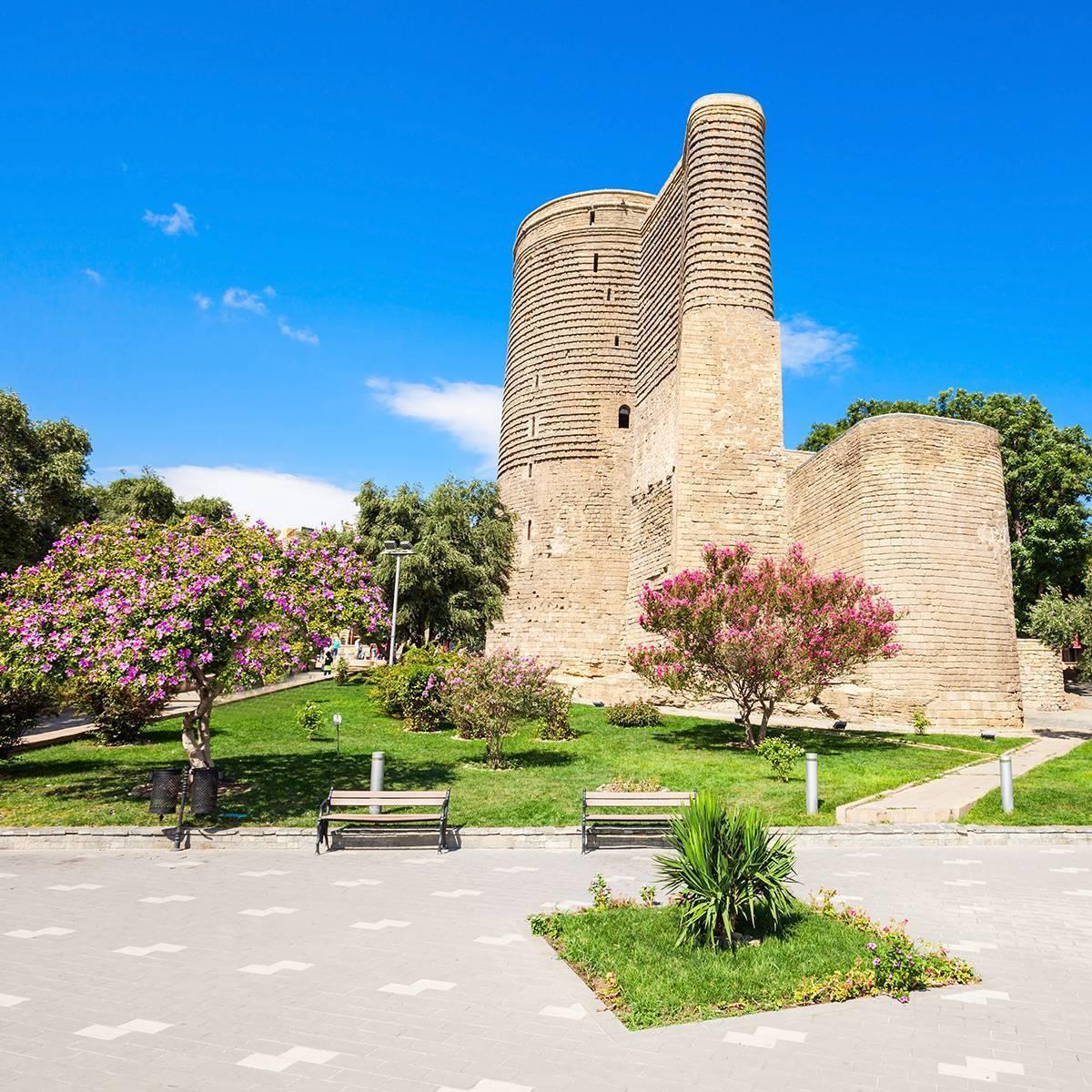 Дворцы Азербайджана