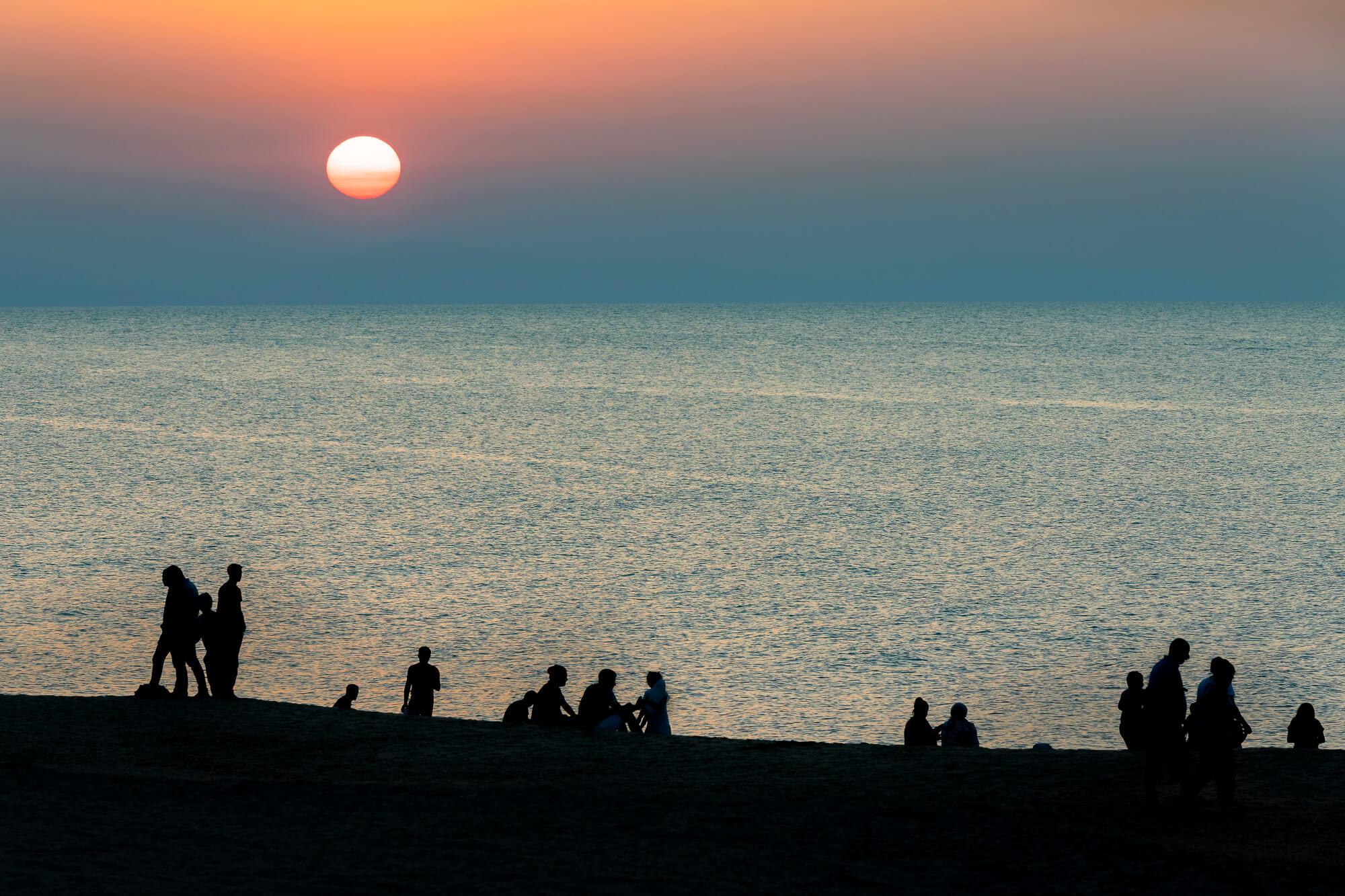 Где лучше отдыхать на Каспийском море