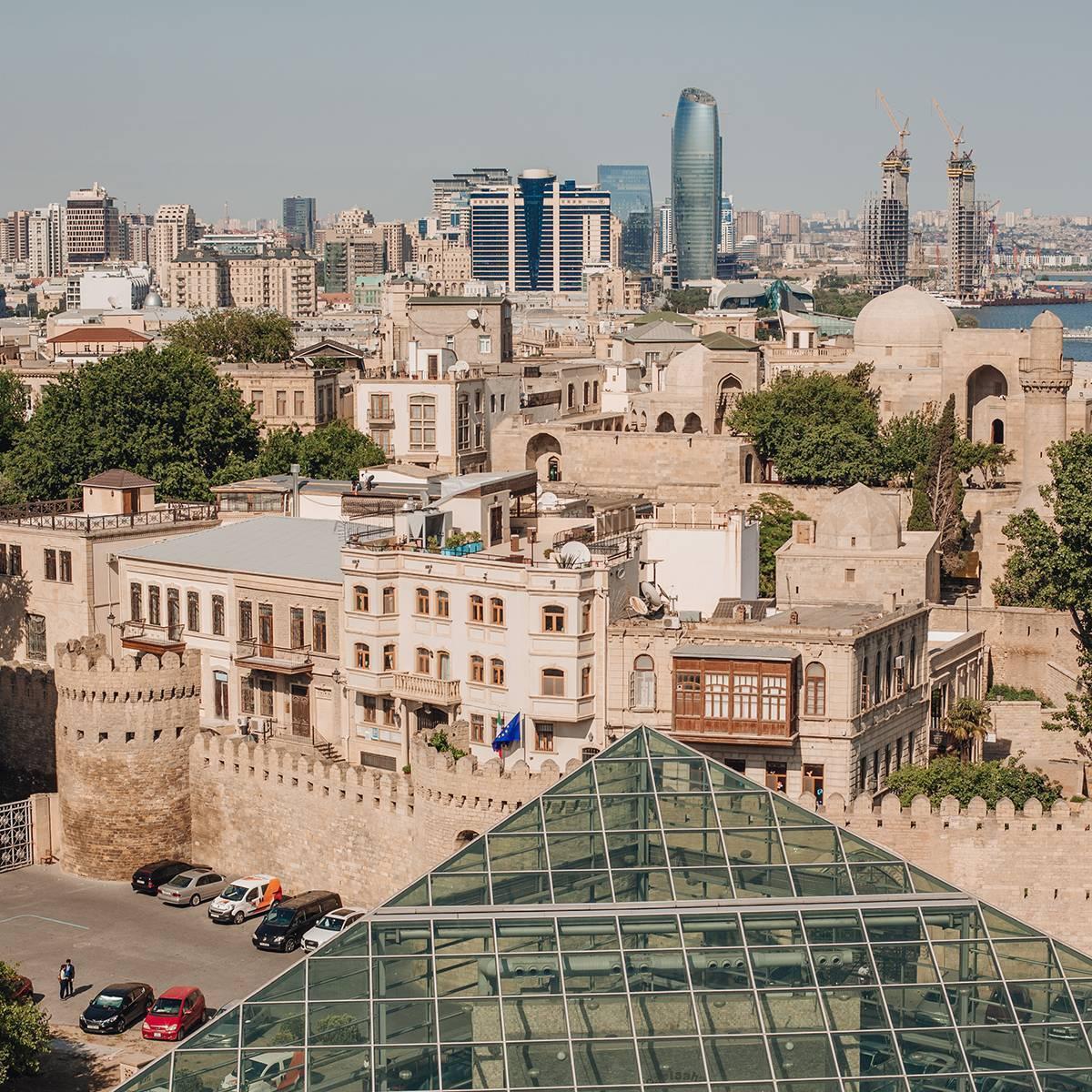 Старые города Азербайджана