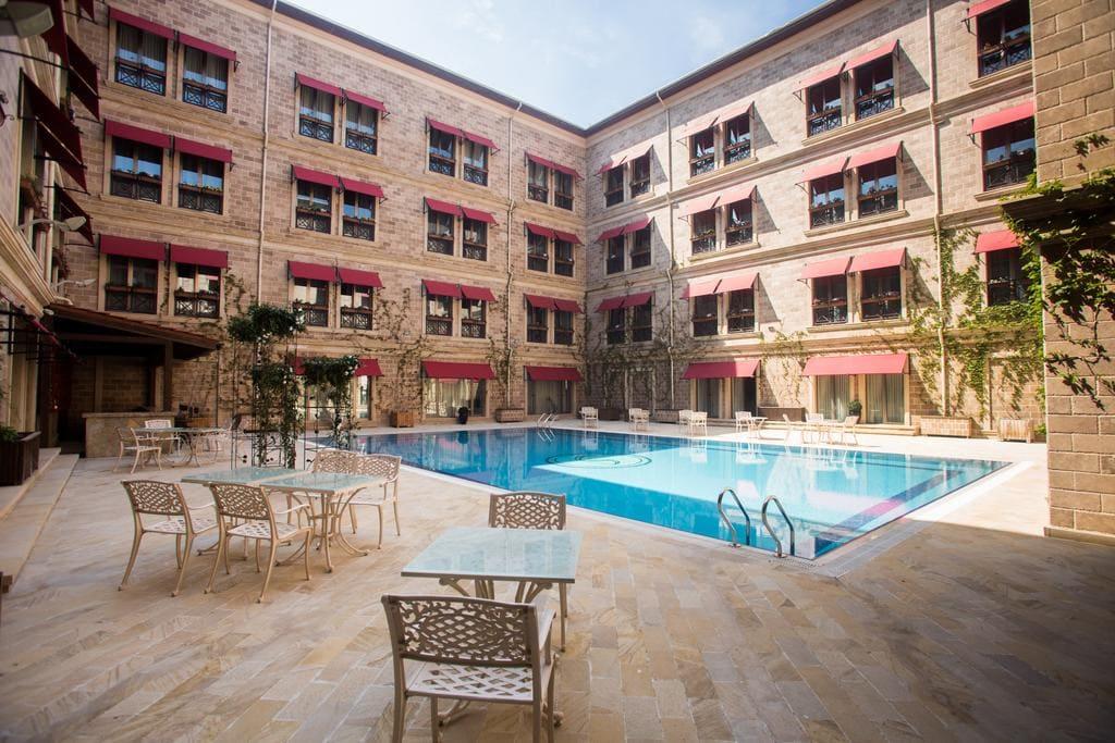 Отзывы об отелях в Загульбе