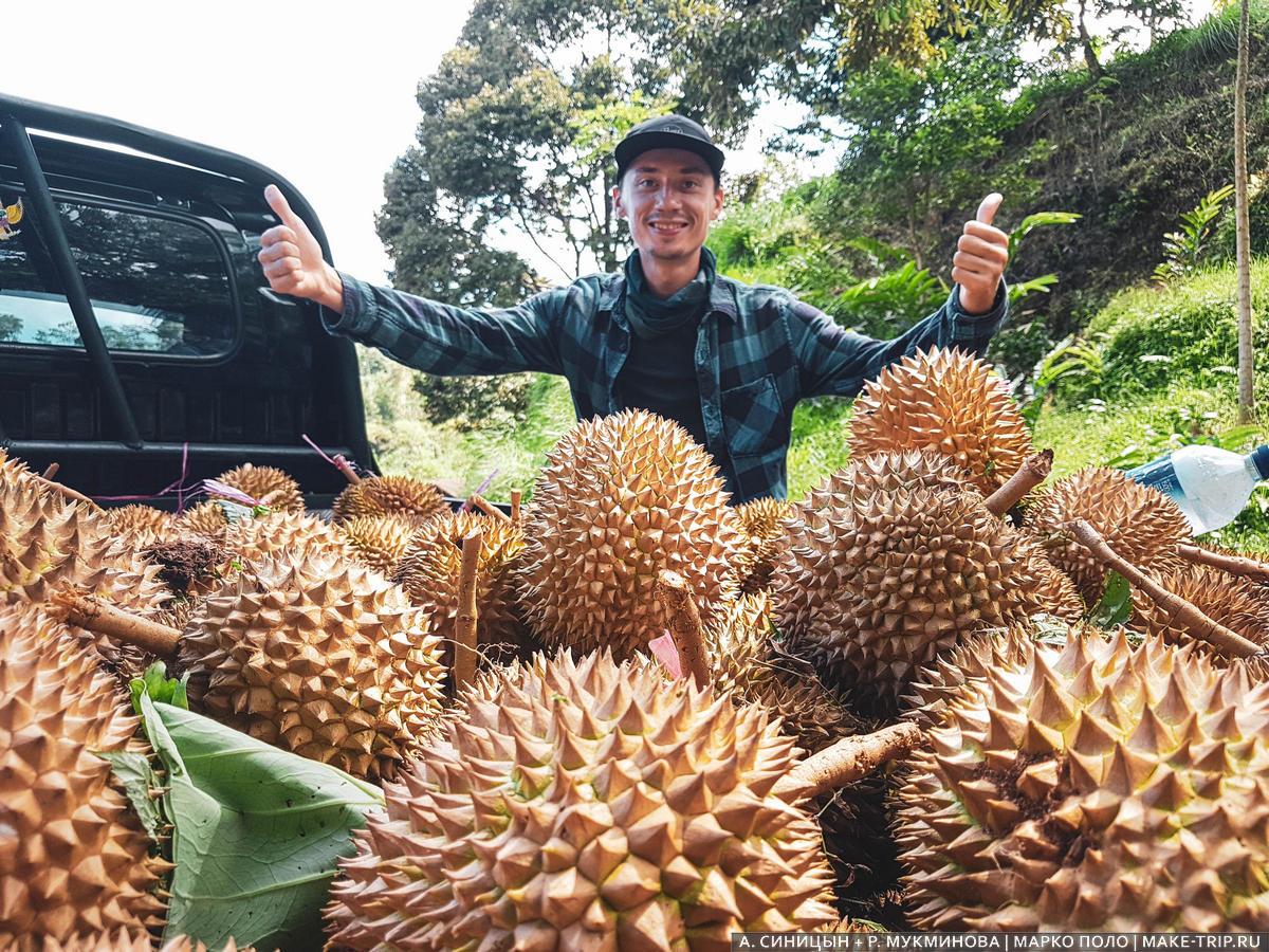 Цены на Бали на еду 2020