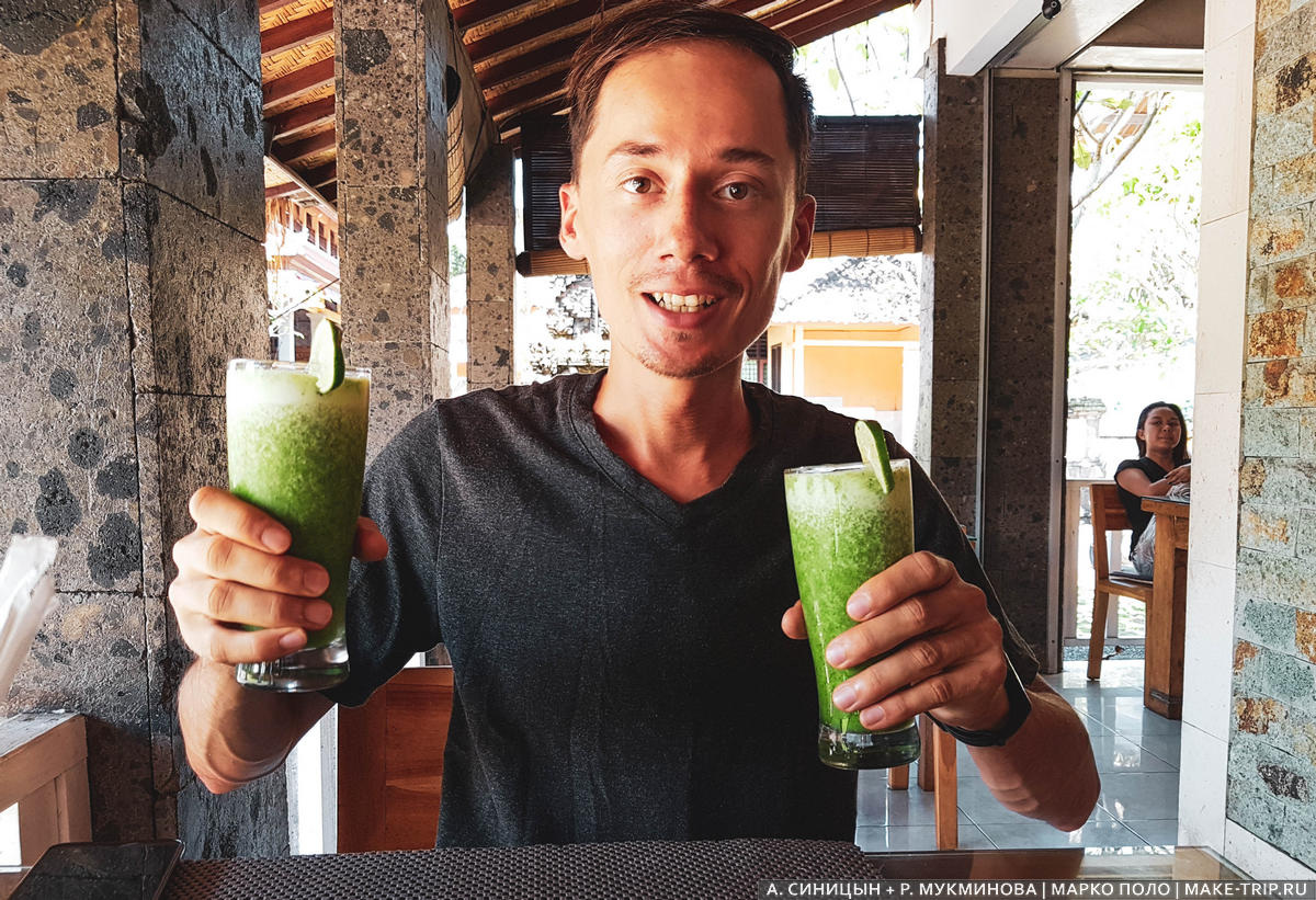 Бали - место, где дешево жить за границей
