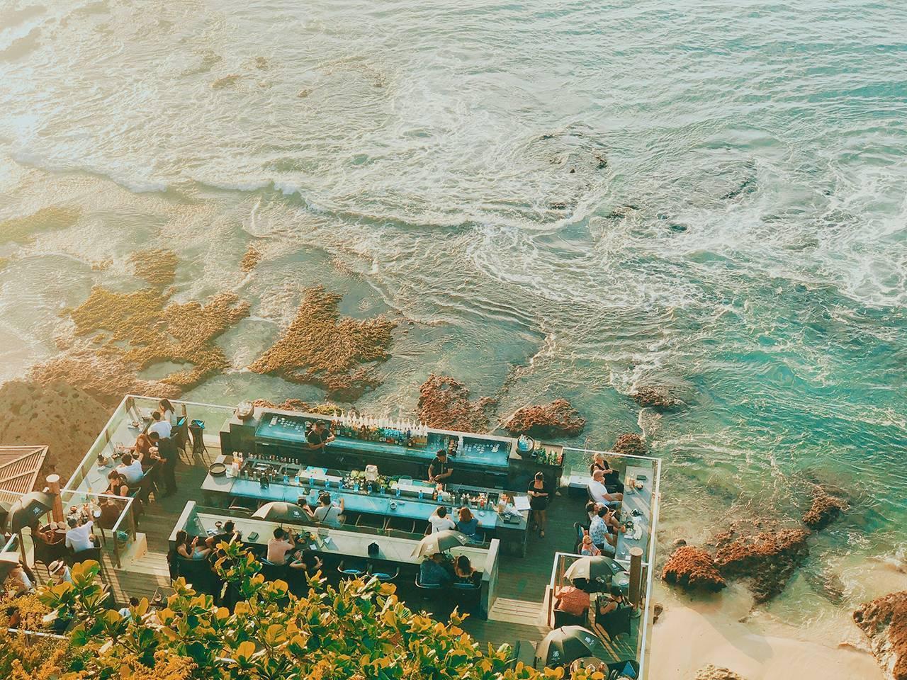 Отзывы туристов о пляже Джимбаран