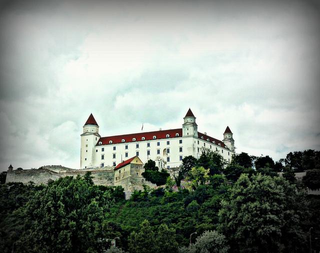 Братислава. Тур по Европе самостоятельно