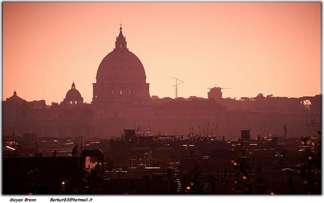 Рим. Тур по Европе самостоятельно