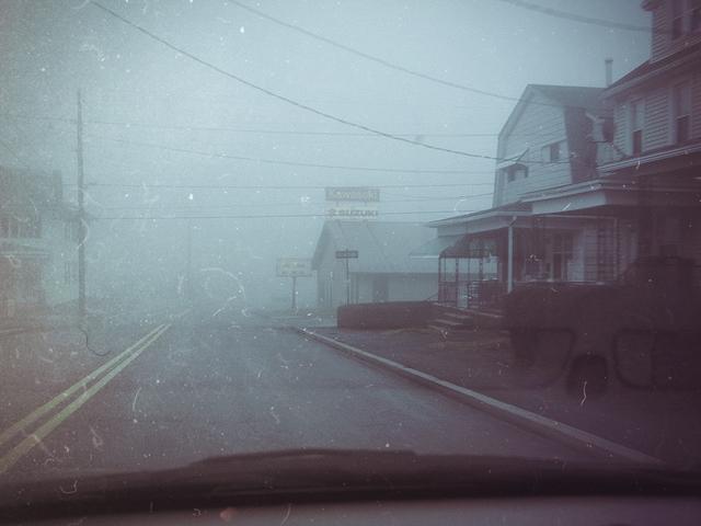 Централия - Пенсильвания - США. Фото