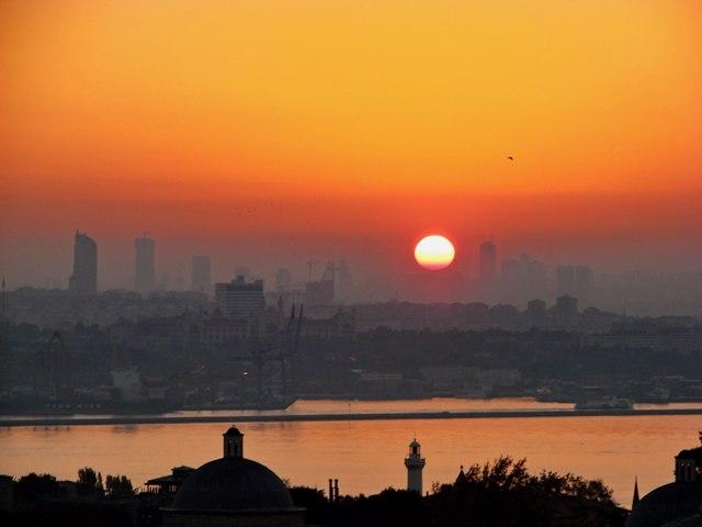 В Стамбул самостоятельно. Make-trip.ru