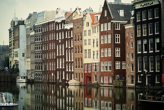 Как доехать до Амстердама