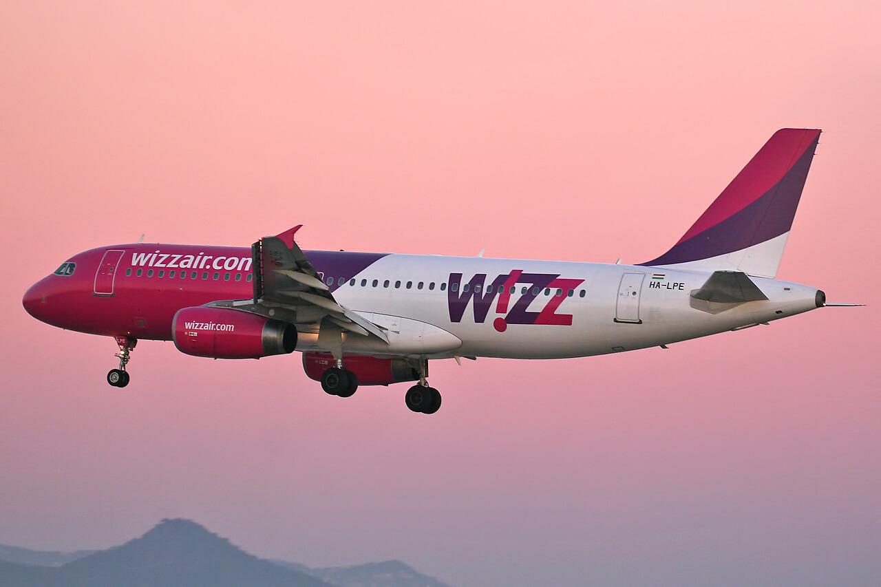 Wizz Air - лоукостер Европы