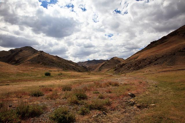 Монголия. Природные ландшафты мира. Самостоятельные путешествия.