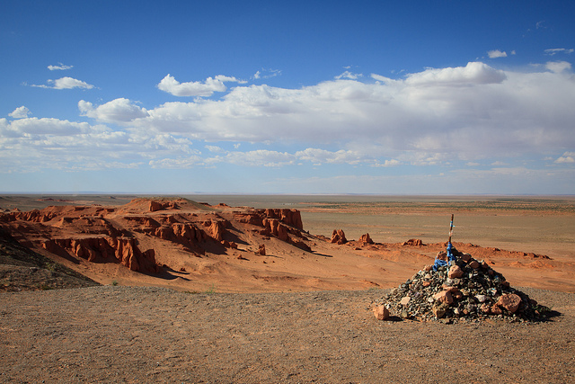 Пустыня Гоби. Монголия. Природные ландшафты мира. Самостоятельные путешествия.