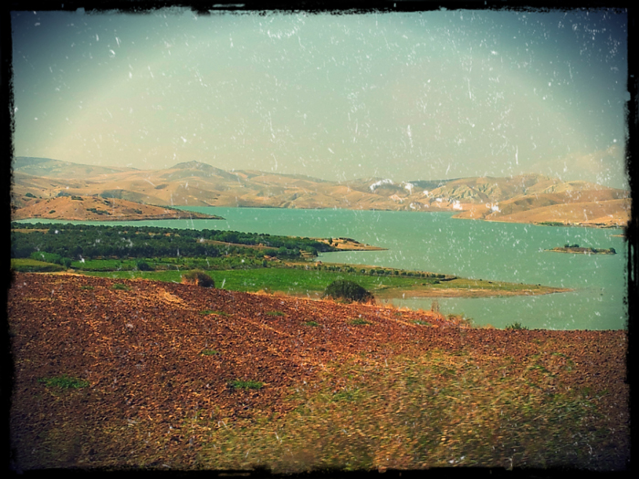 Пейзажи. Самостоятельно в Марокко.