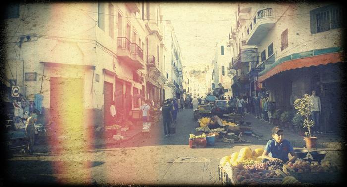 Тетуан. Самостоятельно в Марокко.