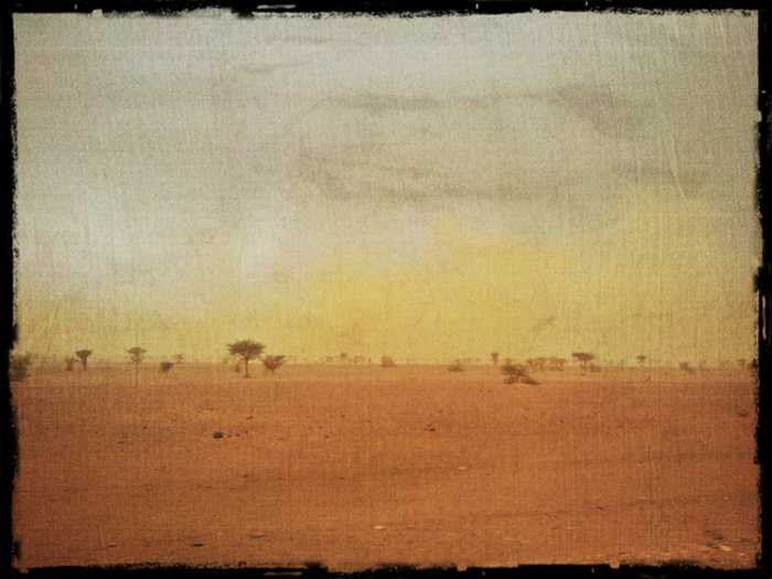 Пустыня. Самостоятельно в Марокко.
