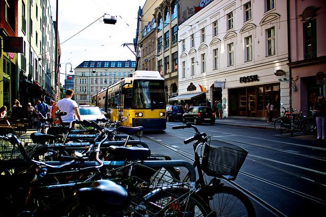 Самостоятельное путешествие в Берлин