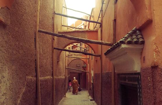 Медина Марракеша. Путешествие по Марокко. Самостоятельные путешествия. MAKE-TRIP.RU