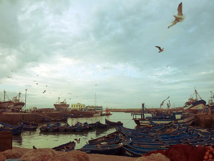 Эссуэйра. Марокко