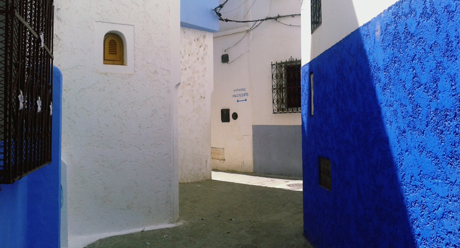 Медина Асилы. Путешествие по Марокко. Самостоятельные путешествия. MAKE-TRIP.RU