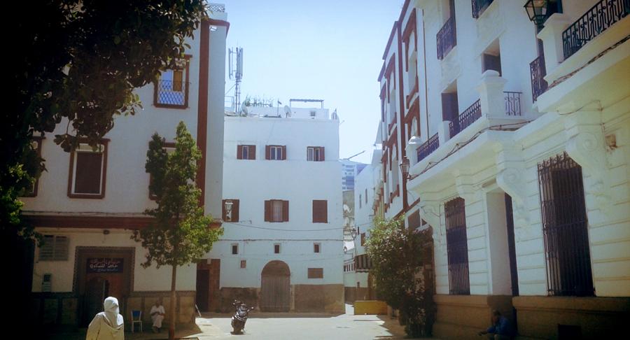 Медина Касабланки. Путешествие по Марокко. Самостоятельные путешествия. MAKE-TRIP.RU