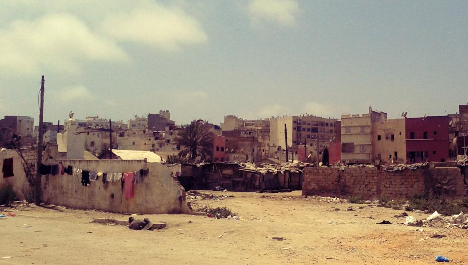 самостоятельно в марокко