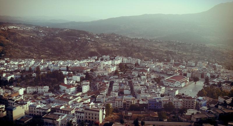 Шефшауэн. Путешествие по Марокко. Самостоятельные путешествия. MAKE-TRIP.RU