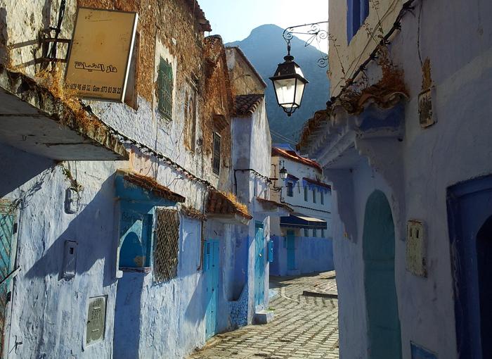 Шефшауэн. Медина. Путешествие по Марокко. Самостоятельные путешествия. MAKE-TRIP.RU