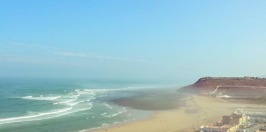 Сиди-Ифни. Путешествие по Марокко. Самостоятельные путешествия. MAKE-TRIP.RU