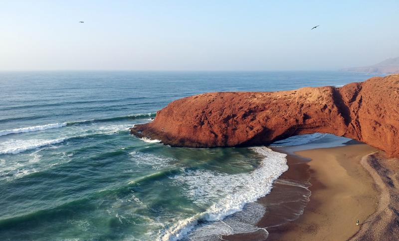 Легзира. Путешествие по Марокко. Самостоятельные путешествия. MAKE-TRIP.RU