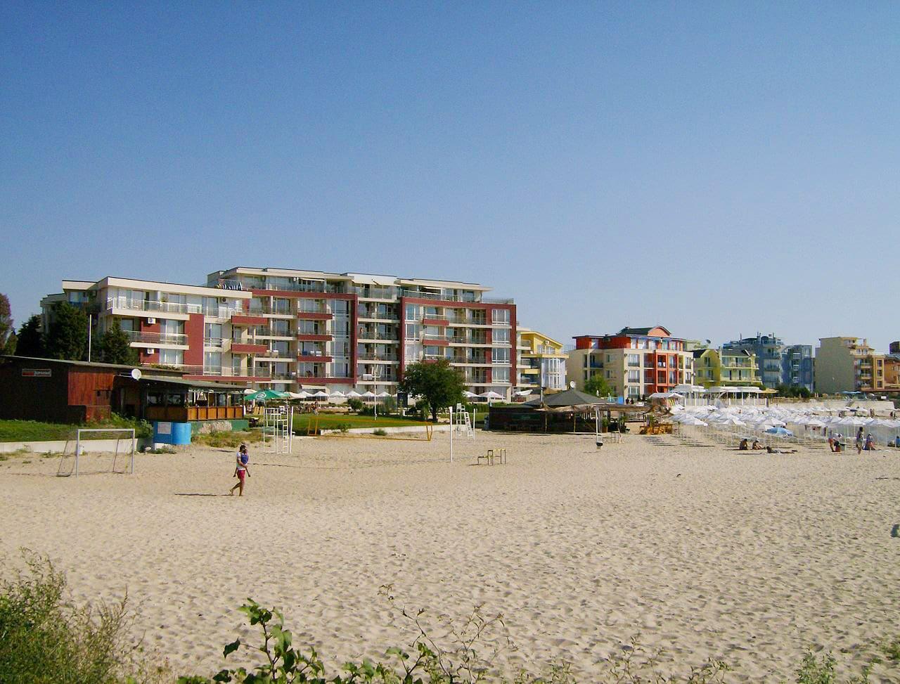 Недорогое жилье на Черном море для отдыха с детьми